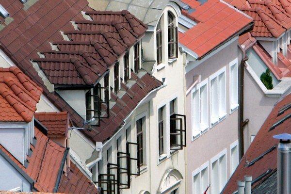 Byty a domy sa zároveň dajú naďalej kúpiť za porovnateľné sumy ako v roku 2007