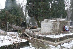 Hrob S.H.Vajanského.