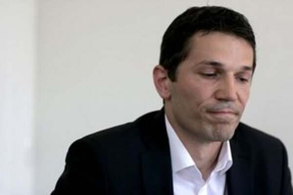 Kandidát na šéfa Národného bezpečnostného úradu Kamil Krnáč.