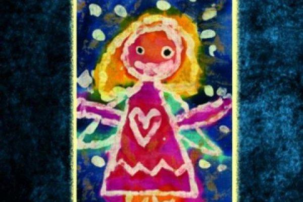 Obrázok z plagátu 13. ročníka súťaže Vianočná pohľadnica.