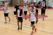 Dolnokubínski basketbalisti mali po zápase dôvod na radosť.