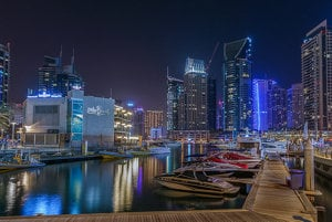 Sprievodca Dubajom.