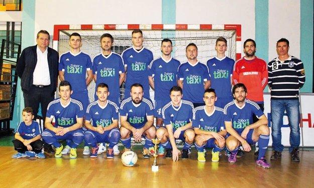 3. miesto: Slovan Čeľadice.