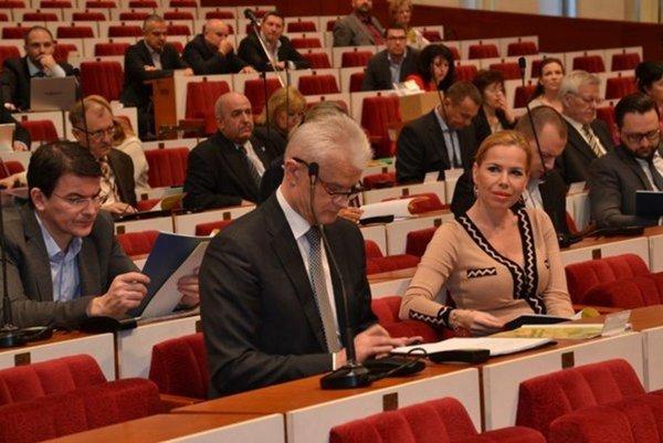 Občianske združenie Košická alternatíva chce zverejňovať, ako hlasujú jednotliví poslanci.