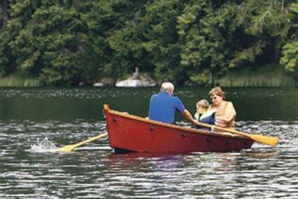Dôchodcovia najčastejšie dovolenkujú v slovenskej prírode.