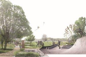 Mestský park.