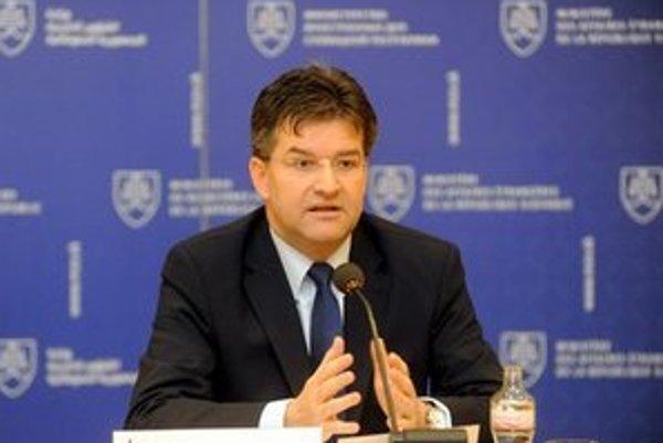 Minister zahraničných vecí Miroslav Lajčák.