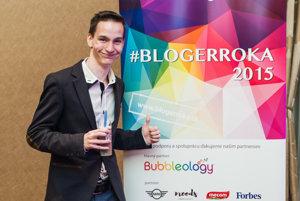 Michael Šubák – úspešný bloger zMichaloviec.