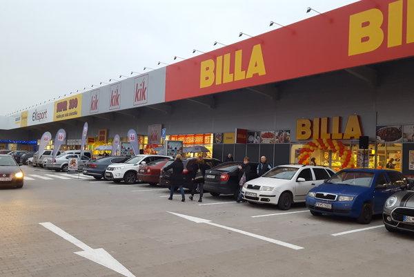 Obchodné centrum CITY PARK nájdete v Trnave na Trstínskej ceste.