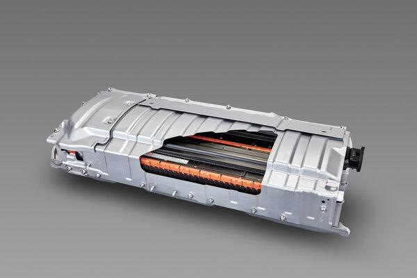 Lithium-ion batéria s väčšou kapacitou