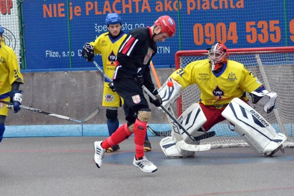 Vrútky ziskom dvoch bodov predbehli Kežmarok vtabuľke.