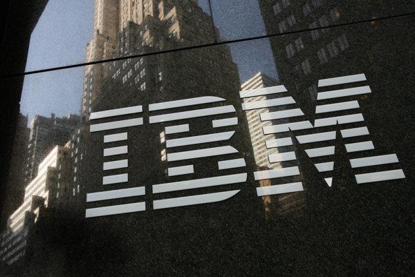 IBM - ilustračná fotografia.