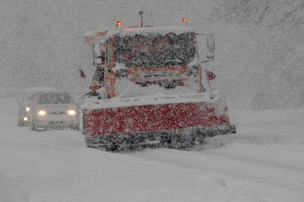 Michalovské stredisko udržiava počas zimy cesty prvej až tretej triedy v dĺžke 578 kilometrov.