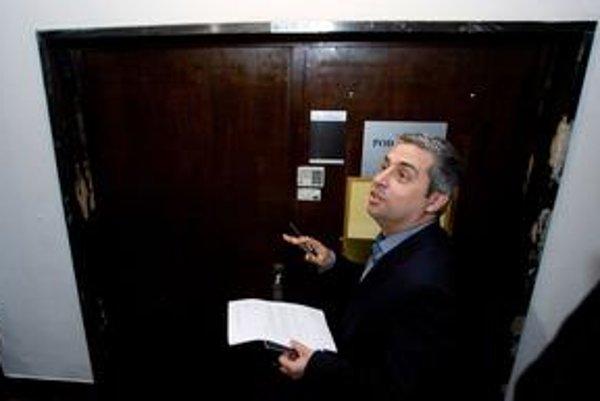 Sponzor 99 percent Ivan Weiss sa bráni na Generálnej prokuratúre aj na Ústavnom súde.