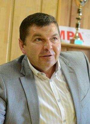   Majiteľ Dúhy Miroslav Remeta.  