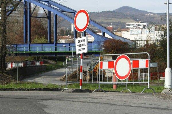 Obmedzenia na Ceste k Smrečine trvali od novembra.