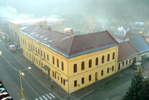 Starý meštiacky dom z 19. storočia, kde bolo sídlo rady a starostu mesta.