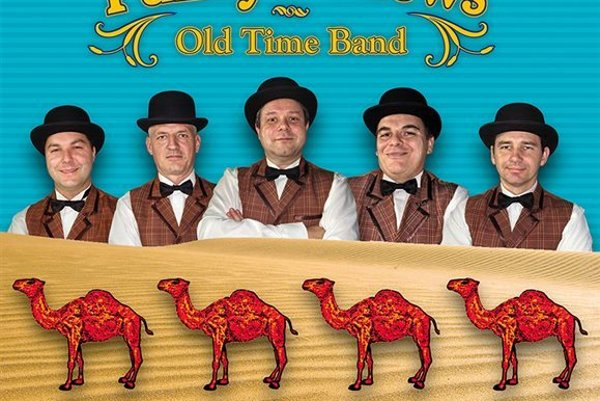 album Karavána skupiny Funny Fellows