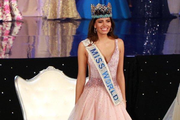 Portoričanka Stephanie Del Valleová.