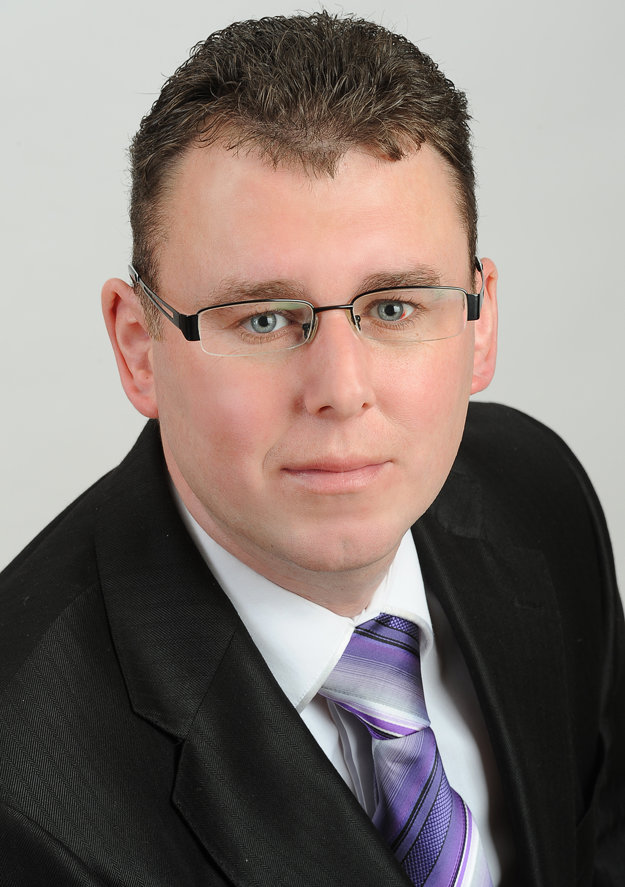 Anton Varecha, starosta Vysokej nad Kysucou.