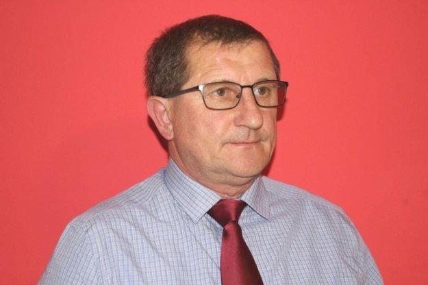 Milan Remšík, starosta Beníc.