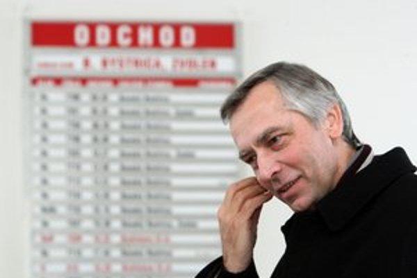 Predseda KDH Ján Figeľ.