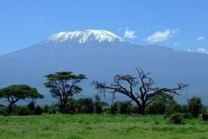 Kilimandžáro je unikátom Tanzánie i celej Afriky.
