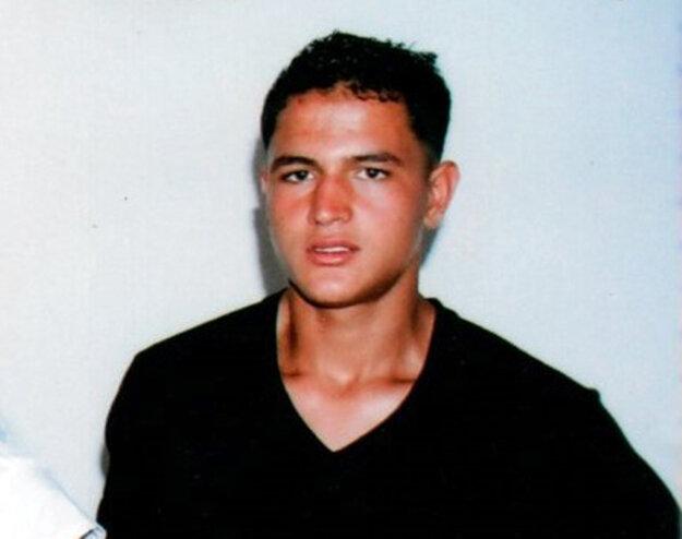 Podozrivý Tunisan Anis Amri.