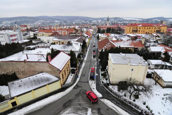 Prešov. Porazil aj Košice.