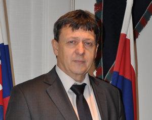 Primátor mesta Senica Branislav Grimm