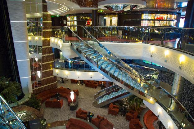 Výletná loď MSC Divina ponúka skutočné pohodlie a luxus počas plavby.