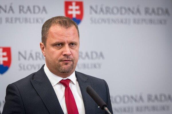 Andrej Hrnčiar, podpredseda NR SR a primátor Martina.