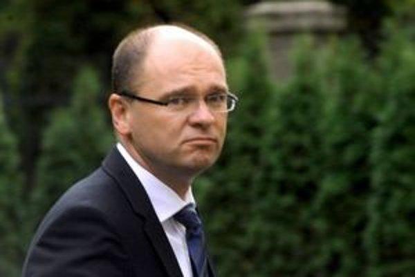 Predseda parlamentu Richard Sulík.