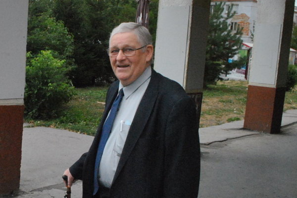 Mikuláš Žemlička.