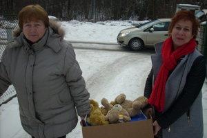 Pomohli obyvateľom v núdzi.