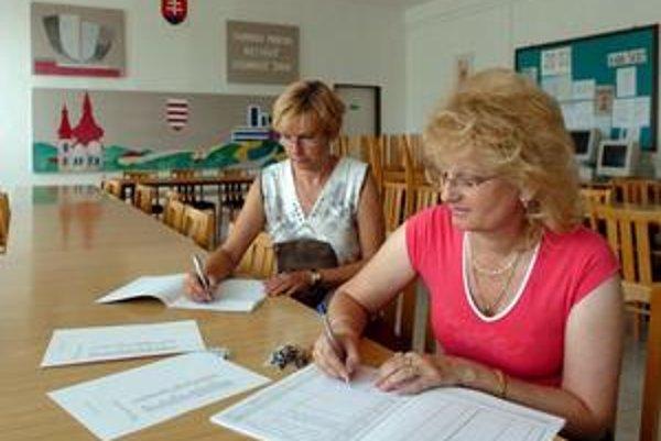 Projekt má pomôcť učiteľkám, aby netrávili hodiny administratívou. Rýchlejšie zaznamená aj deti prítomné na hodinách.