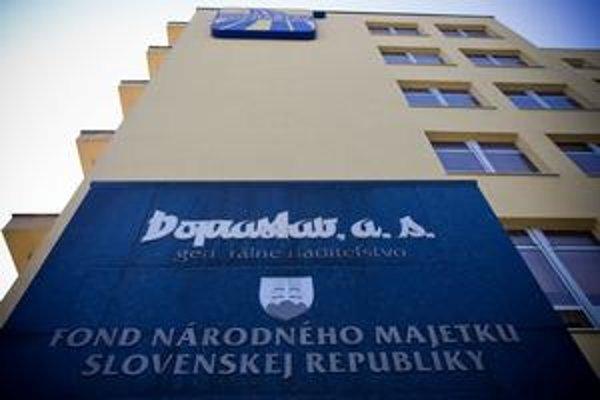 Fondu národného majetku dopravili rozhodnutie o zablokovaní účtov.