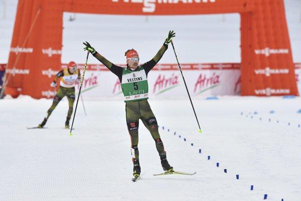 Fabian Riessle zvíťazil v ôsmych pretekoch seriálu Svetového pohára vo fínskom Lahti.