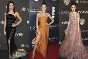 Jenna Dewan Tatum, Kendall Jenner, Lily Collins