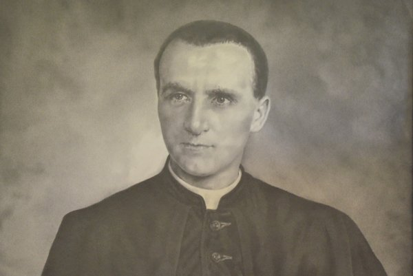 Kňaz Ján Čarnogurský.