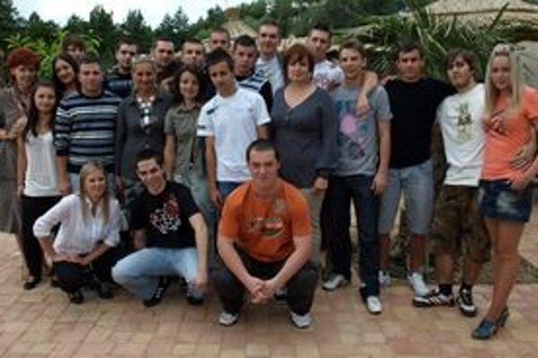 Víťazmi sa tento raz stali gymnazisti z Novák.