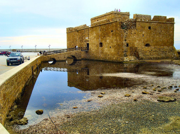 Na Južnom Cypre možno obdivovať veľa historických pamiatok.