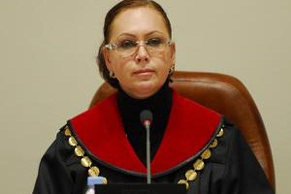 Ivetta Macejková šéfuje Ústavnému súdu, ktorý začal rozhodovať prekvapivo.