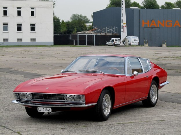 1968 Monteverdi High Speed 375S (karosáreň Fissore)