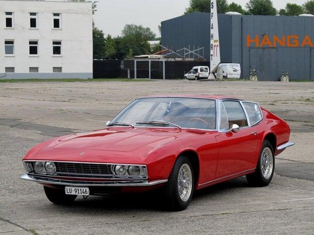 1968 Monteverdi High Speed 375S (karosáreň Fissore)