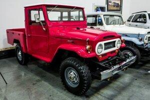 Toyota Land Cruiser Twins