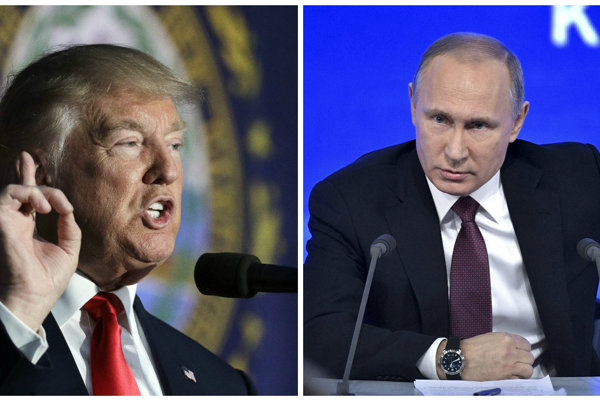 Donald Trump sa pravdepodobne pokúsi stretnúť s Vladimirom Putinom čo najskôr.