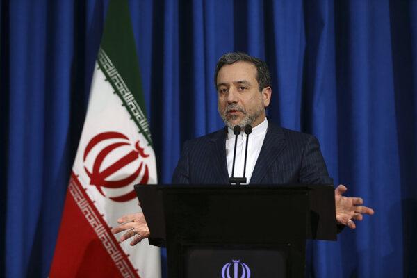 Námestník iránskeho ministra zahraničných vecí Abbás Araghčí.