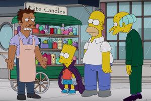 Simpsonovci sa v novej epizóde stretávajú so známymi rapermi.