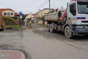 Okružná ulica v Prešove